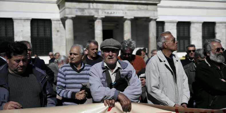 Athènes se dit incapable de rembourser un prêt du FMI le 9 avril