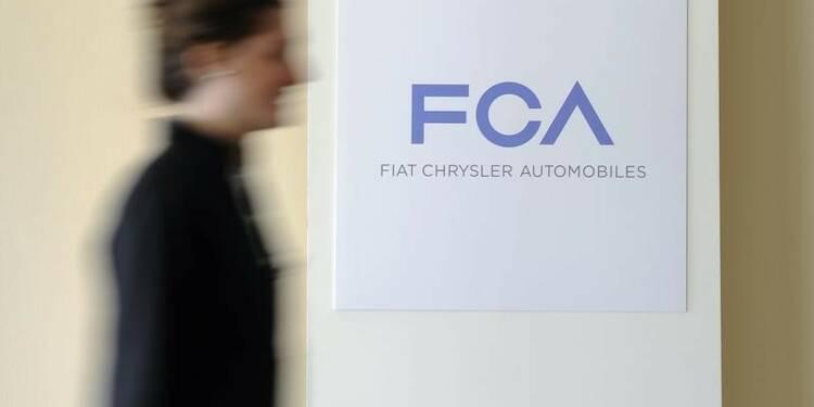 RPT-Nette hausse des résultats de Fiat Chrysler au 2e trimestre