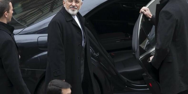 """La France juge les progrès sur le dossier iranien """"insuffisants"""""""
