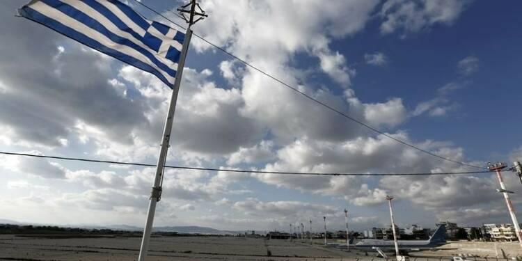 Pas d'accord sur les aéroports régionaux grecs avant fin 2015