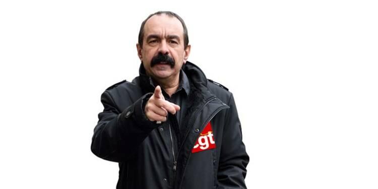 Les petits secrets de Philippe Martinez, le nouveau patron de la CGT