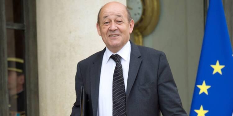 Les petits secrets de Jean-Yves Le Drian, ministre de la Défense