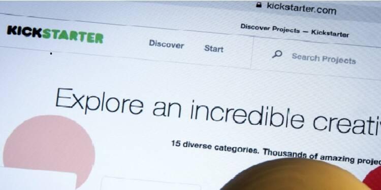 Kickstarter débarque en France : qui est ce champion du crowdfunding ?