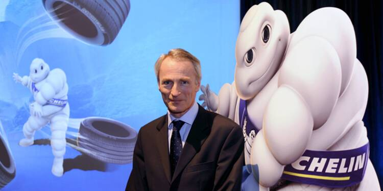 Le patron de Michelin croit à l'avenir industriel de la France... sous certaines conditions