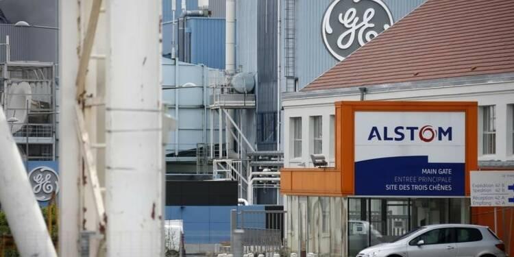 Feu vert de Bruxelles à la vente du pôle énergie d'Alstom à GE