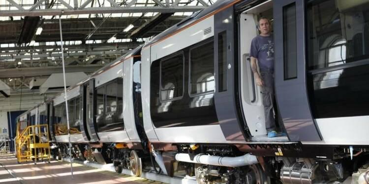 Bombardier pourrait céder sa branche ferroviaire