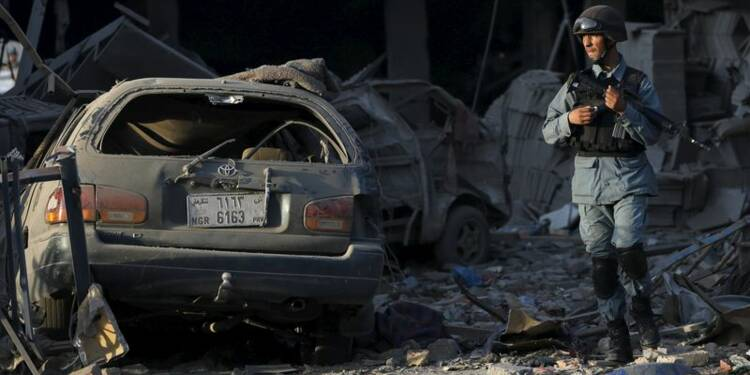 Kaboul touchée par une série de quatre attentats en 24 heures