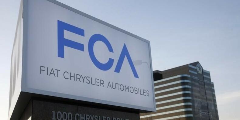 Amende record de 105 millions de dollars pour Fiat Chrysler