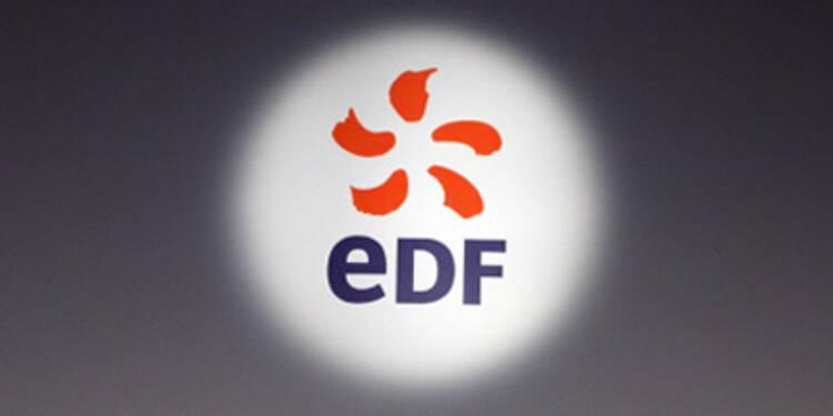 Le futur patron d'EDF Jean-Bernard Lévy verra sa fiche de paie divisée par 2