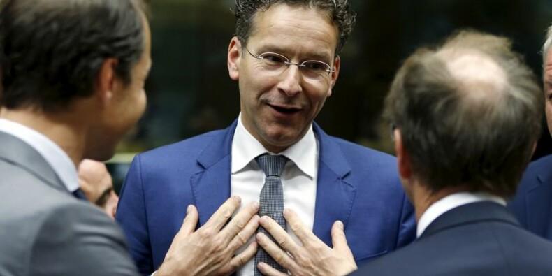 L'Eurogroupe pas sûr de parler de la dette grecque samedi