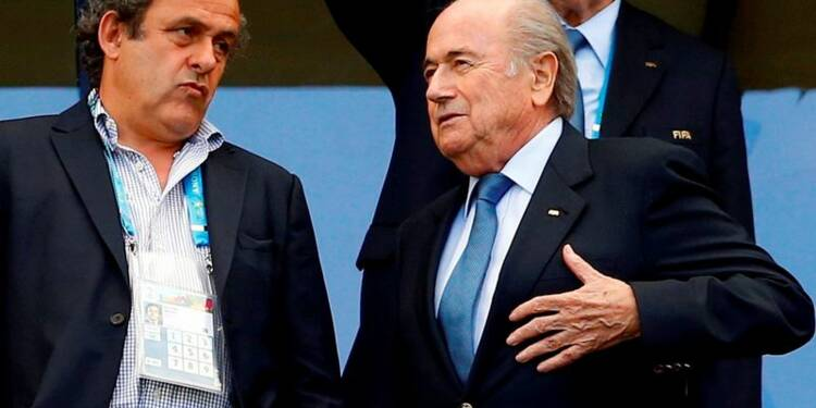 Des sanctions requises contre Platini et Blatter à la FIFA