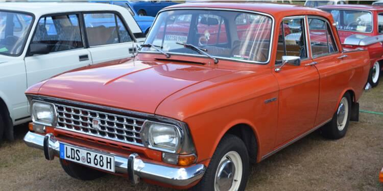 Avec Moskvitch, Renault veut ressusciter une relique de l'ère soviétique