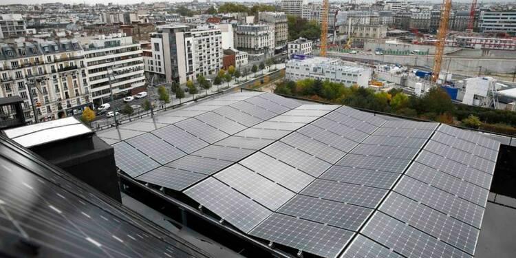 Paris se veut exemplaire en matière de transition énergétique