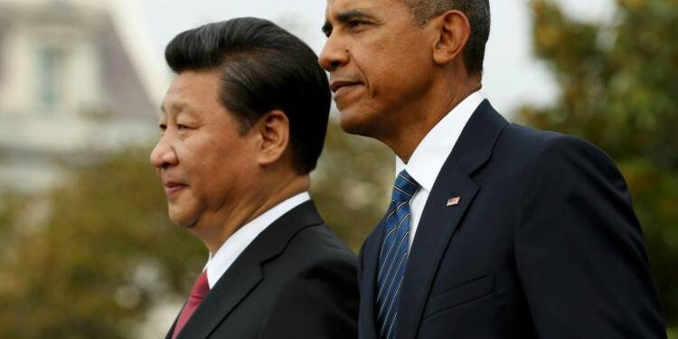 Déclaration commune de Washington et Pékin sur le climat