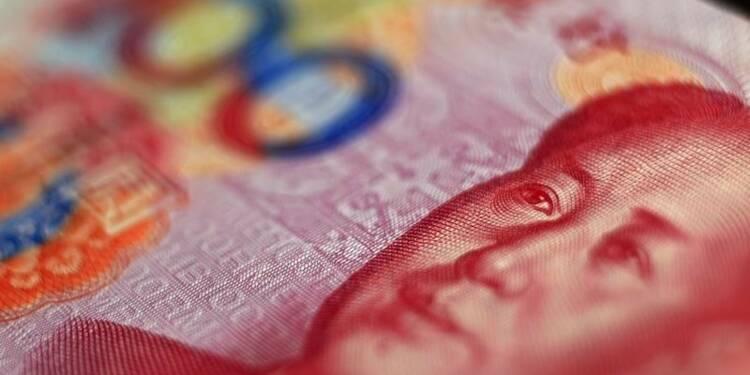 Forte hausse des créances douteuses des banques en Chine