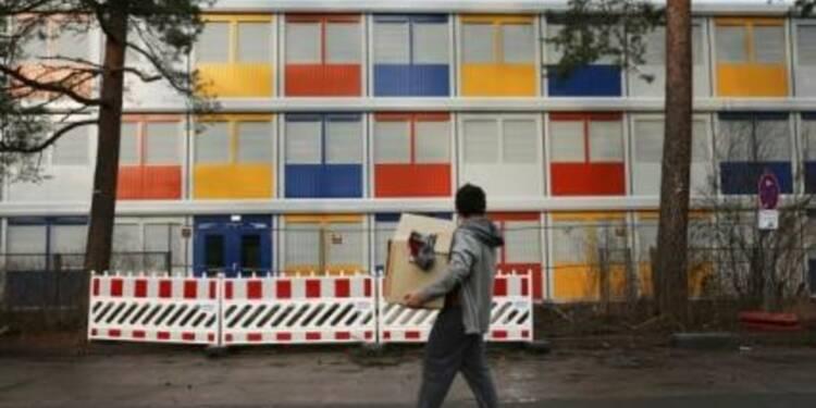 Les demandes d'asile à un pic de 22 ans dans les pays riches