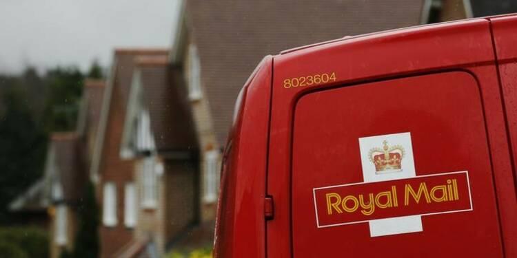 L'Etat britannique a cédé 15% de Royal Mail