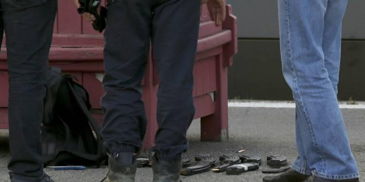 Le tireur du Thalys a bien travaillé en France en 2014