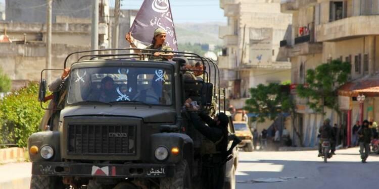 Les rebelles syriens s'emparent de Djisr el Choughour