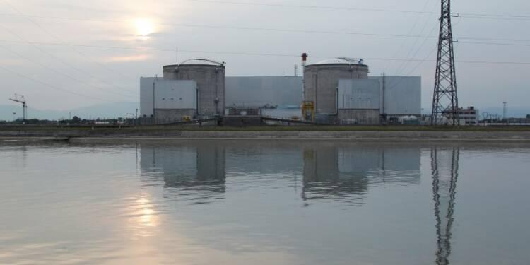 La centrale nucléaire de Fessenheim devrait fermer en 2018