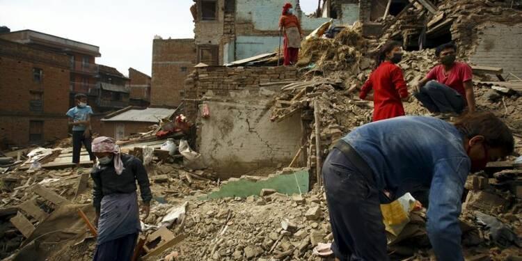 La mousson, menace sanitaire pour le Népal après le séisme