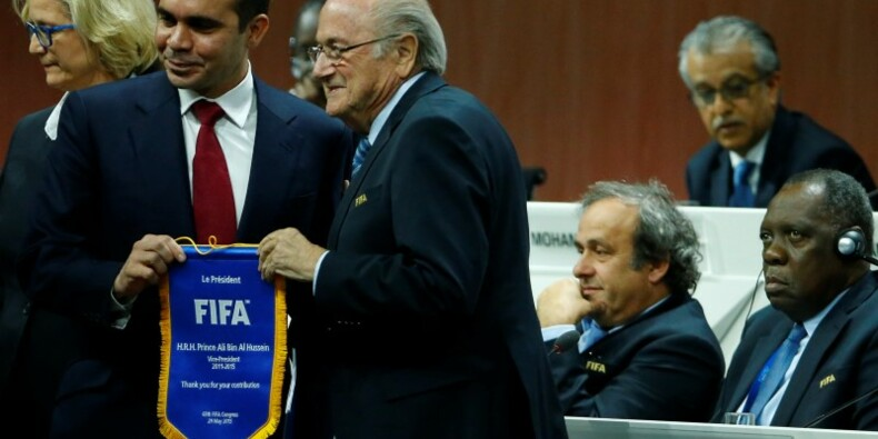 Sepp Blatter devrait être réélu à la FIFA malgré les scandales