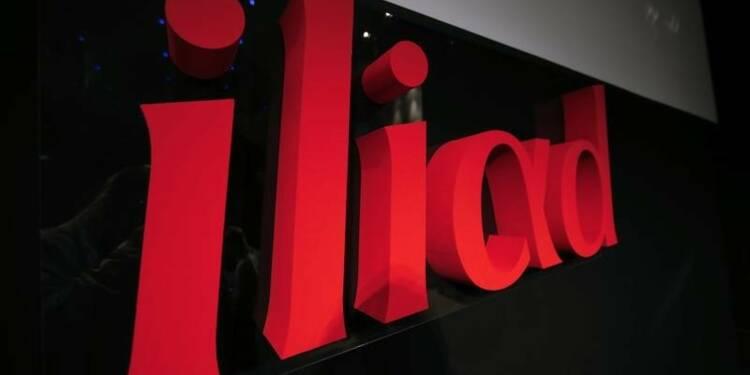 La téléphonie mobile soutient le CA d'Iliad au 1er trimestre