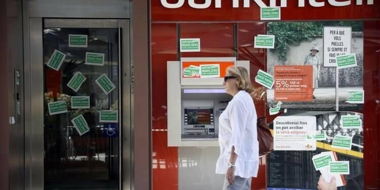 Résultats encourageants des banques espagnoles