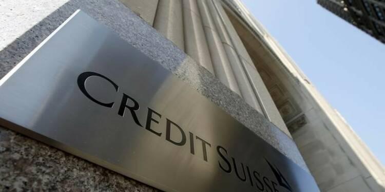 Credit Suisse pourrait réduire ses coûts de 1,8 milliard d'euros