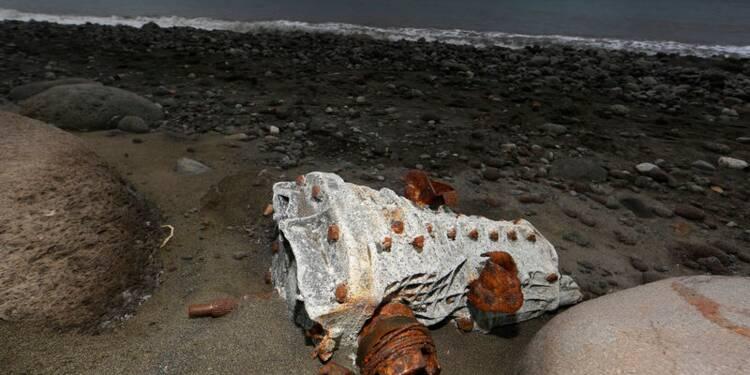 Arrêt des recherches de débris du vol MH370 à La Réunion