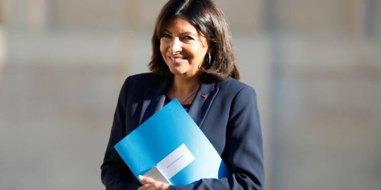 Anne Hidalgo veut fusionner commune et département à Paris