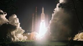 La fusée Ariane 5 place deux satellites sur orbite