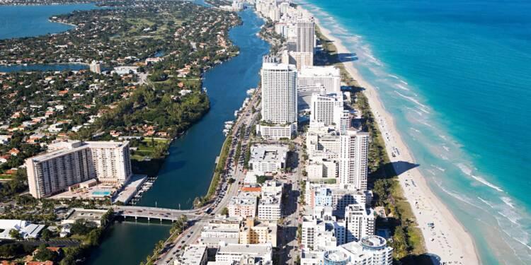 Immobilier : pourquoi les Français raffolent de Miami