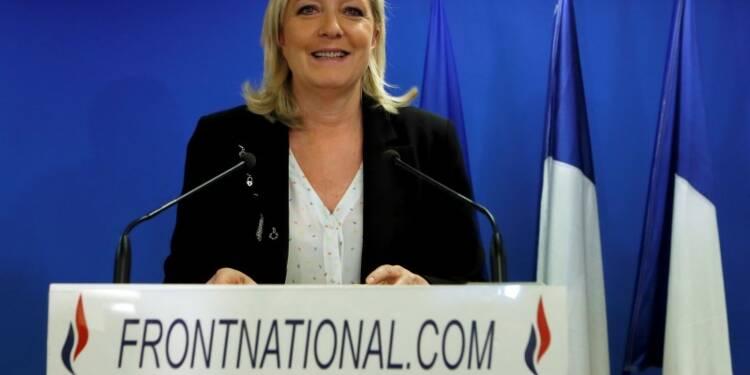 Marine Le Pen perd son duel avec Nicolas Sarkozy