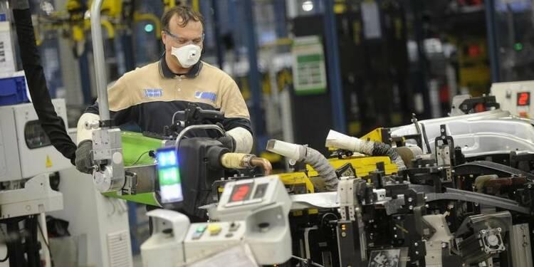 La croissance manufacturière se maintient en zone euro