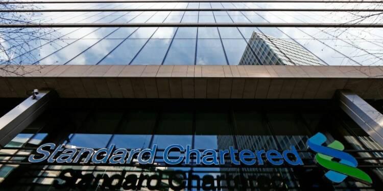 Les créances douteuses pèsent encore sur le bénéfice de StanChart