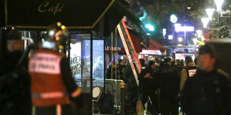 Attaques terroristes à Paris : carnage sans précédent, état d'urgence dans toute la France