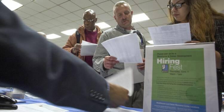 L'emploi aux USA rapproche la perspective d'une hausse des taux