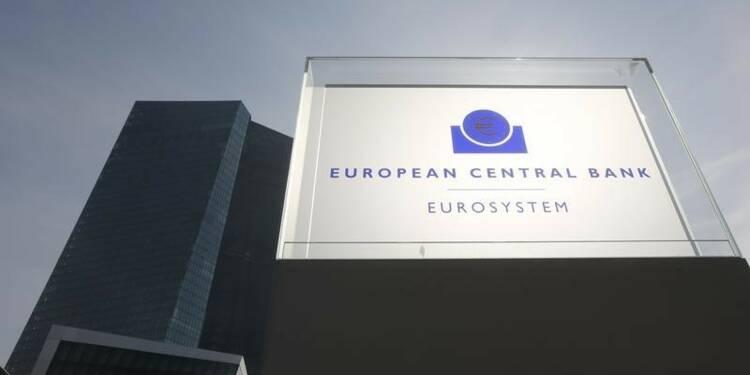 La BCE ne modifie pas ses liquidités aux banques grecques
