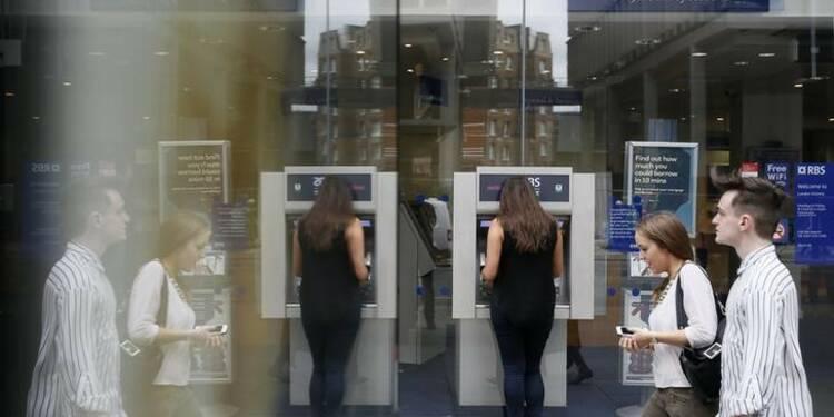 Londres prépare la vente de la moitié de sa part dans RBS