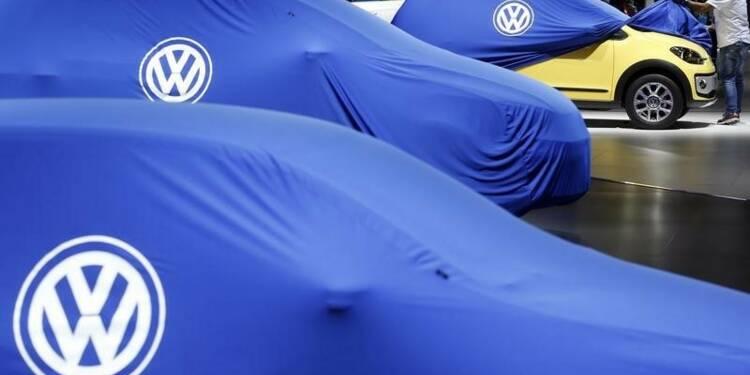 Première baisse des ventes de Volkswagen en plus de quatre ans
