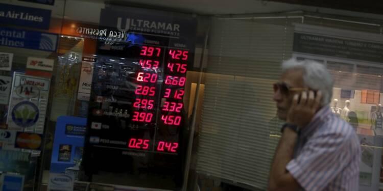 Le real brésilien au plus bas, la banque centrale impuissante