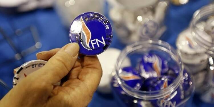 Financement de campagne : le FN mis en examen