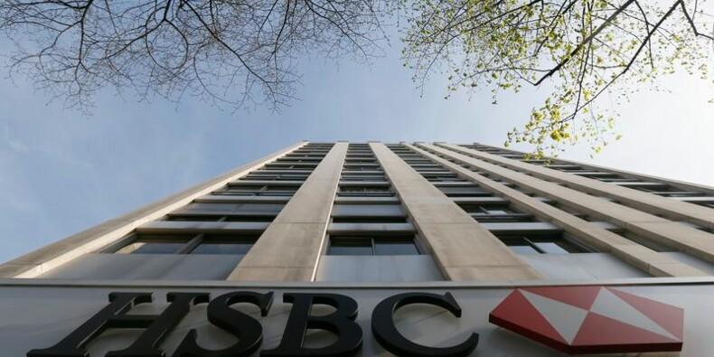 Hausse de 4% du bénéfice de HSBC avec la banque d'investissement
