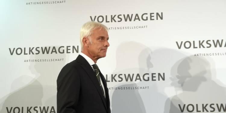 La route s'annonce semée d'obstacles pour Müller chez Volkswagen