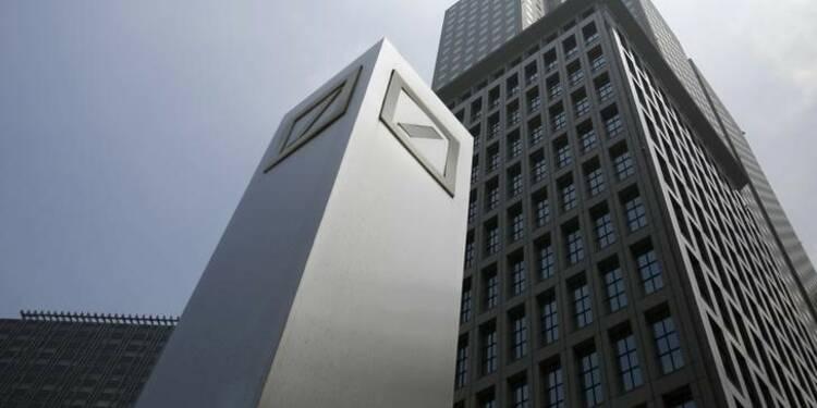 Deutsche Bank pourrait scinder ses activités de détail