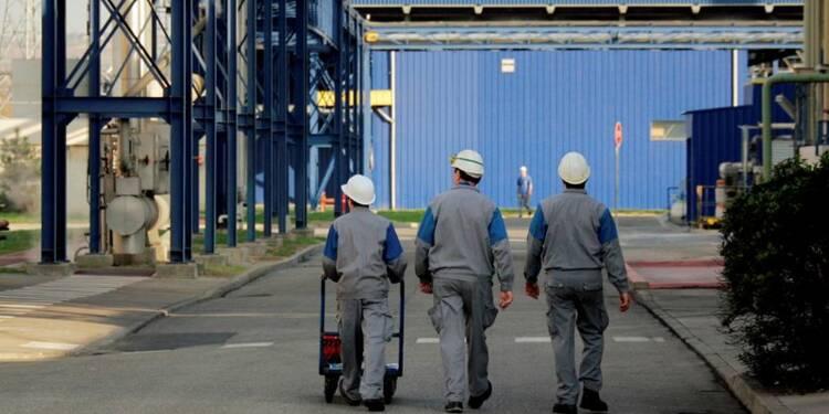 La production industrielle britannique rebondit plus que prévu