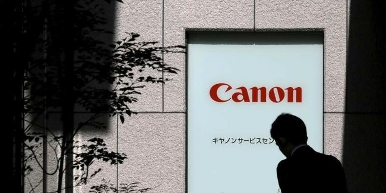 Canon abaisse ses objectifs annuels à cause de la Chine