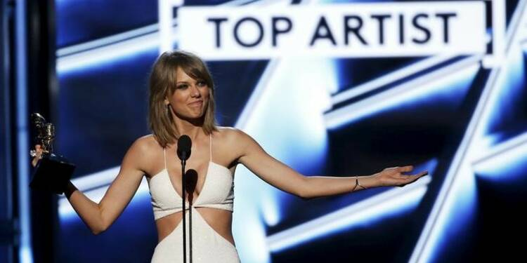 Taylor Swift fait plier Apple