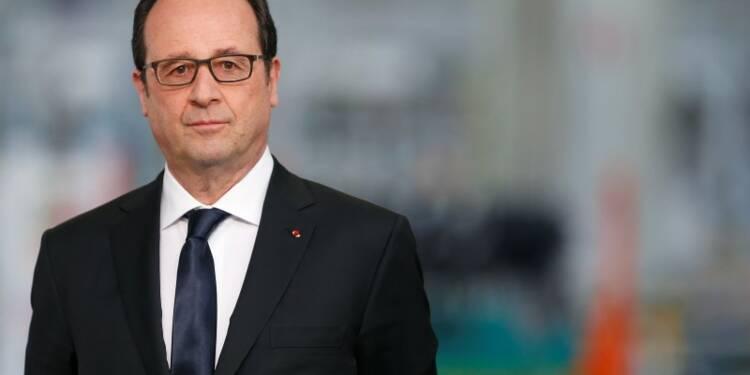 Hollande salue l'accord-cadre conclu avec l'Iran à Lausanne